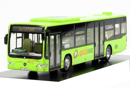 Green 1:76 IEBUS0003 Diecast Mercedes Benz Citaro Bus Model