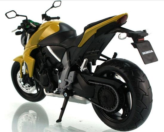 1:12 Scale Five Colors HONDA CB 1000R HI RES Motorcycle