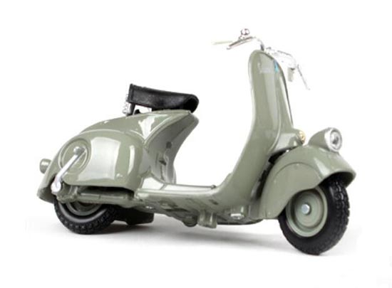 1:18 Scale Maisto Diecast Vespa 98 1946 Scooter Model