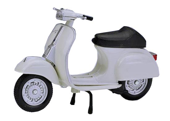 1:18 Scale Maisto Diecast Vespa 50 Special 1969 Scooter Model