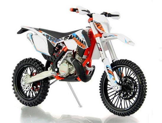 1:12 Scale Argentina Diecast KTM 350 EXC-F Motorcycle Model