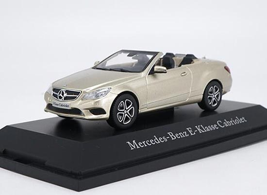 Golden 1:43 Scale Diecast Mercedes Benz E-Class Cabriolet Model
