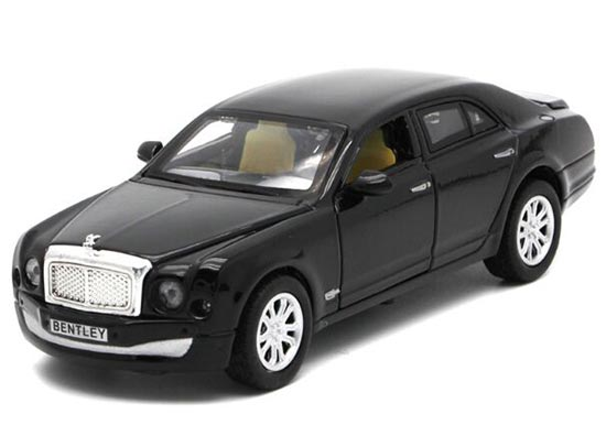 Red /Blue /White / Black 1:32 Kids Diecast Bentley Mulsanne Toy