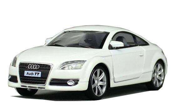 Red / Blue / White / Black Kids 1:32 Scale Diecast Audi TT Toy