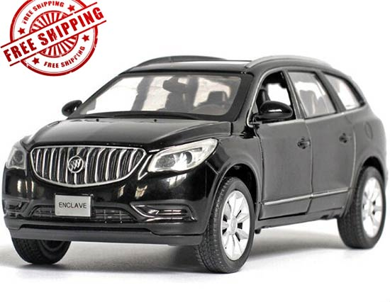 Black / Red / White / Champagne Kids Diecast Buick Enclave Toy