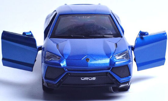 132 green blue wine red die cast lamborghini urus toy - Lamborghini Urus Blue