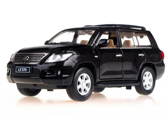 1:32 Red / Black / Blue / White Kids Diecast Lexus LX570 Toy