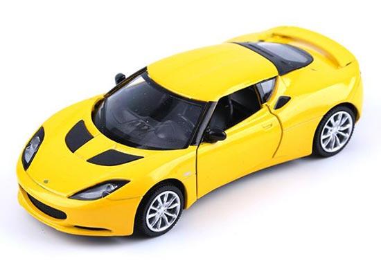 Kids Blue / White / Red / Yellow 1:32 Diecast Lotus Evora S Toy