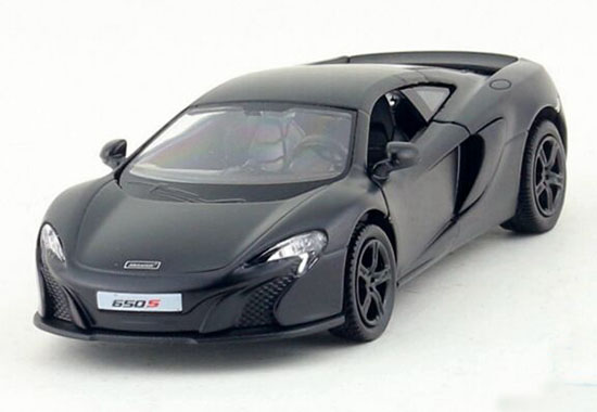 Kids 1:36 Black / Yellow / Blue /White Diecast McLaren 650S Toy