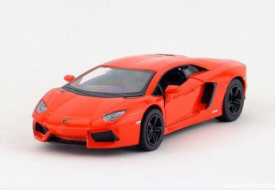 Gray /Red /White /Yellow 1:36 Diecast Lamborghini Aventador Toy