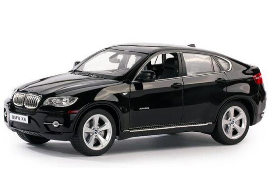 Red / White / Black 1:24 Kids RASTAR R/C BMW X6 Toy