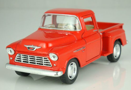 Red /White /Orange /Blue 1:36 Diecast 1955 Chevrolet Pickup Toy