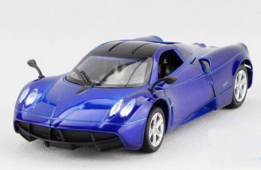 1:32 Kids Red / Blue / Gray / Green Diecast Pagani Zonda Toy