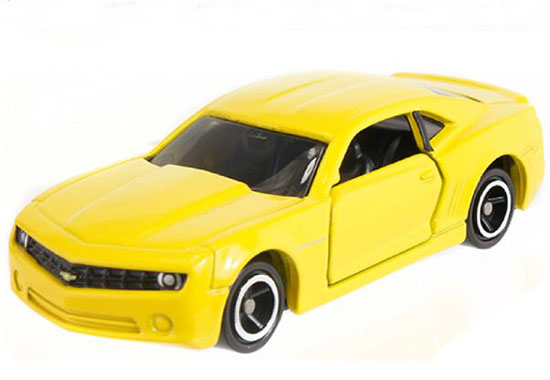 1:65 Scale Yellow NO.19 Kids Diecast Chevrolet Camaro Toy