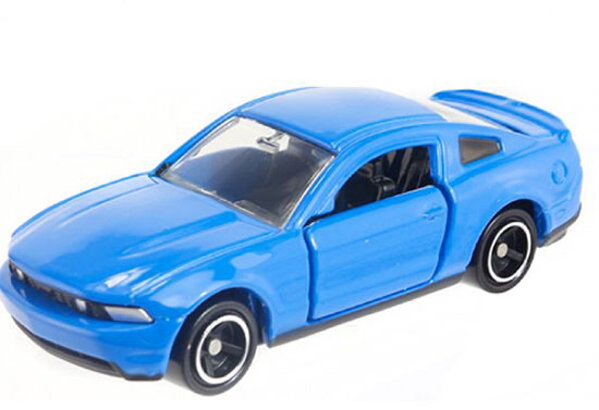 Blue 1:67 Scale NO.60 Kids Diecast Ford Mustang GT V8 Toy