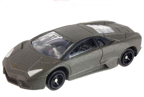 Kids 1:65 Scale Gray NO.113 Diecast Lamborghini Reventon Toy