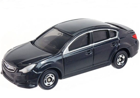 Kids 1:60 Scale Black NO.112 Diecast Subaru Legacy B4 Toy