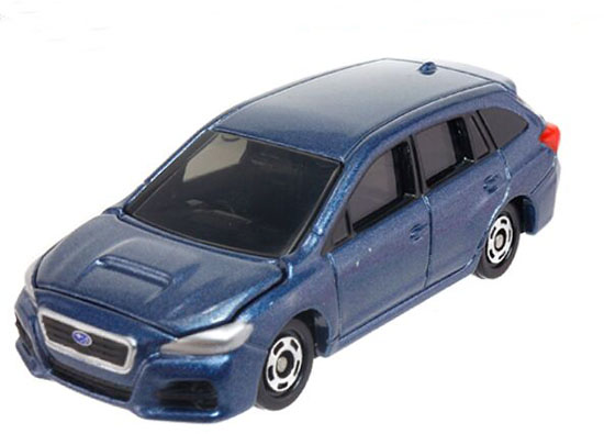 Kids 1:65 Scale Blue NO.78 Diecast Subaru Levorg Toy