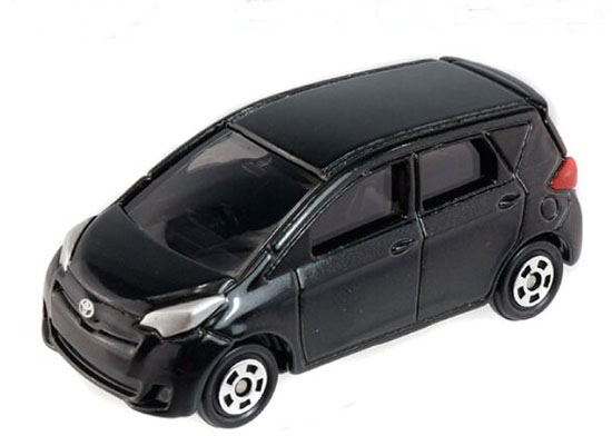 1:65 Scale Black Kids NO.92 Diecast Toyota RACTIS Toy