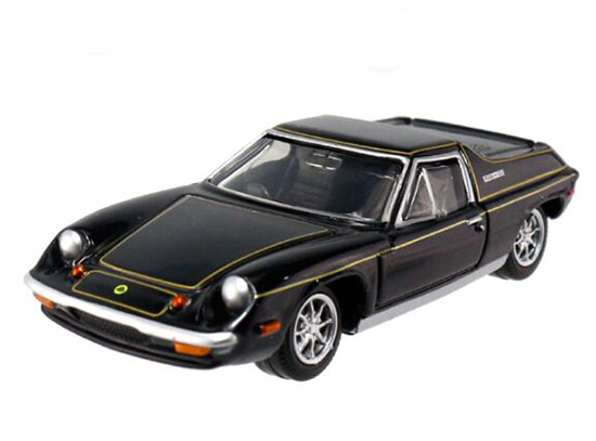 1:59 Scale Black NO.05 Kids Diecast Lotus Europa Special Toy