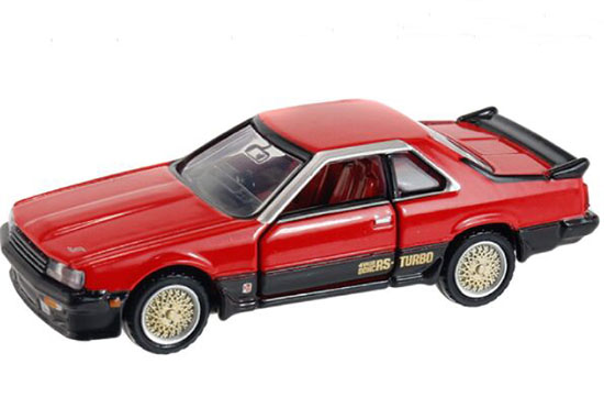 Red 1:63 Kids NO.20 Diecast Nissan Skyline HT 2000 Turbo RS Toy