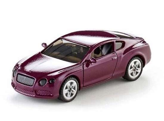 Purple Kids SIKU 1483 Diecast Bentley Continental GT V8 Toy