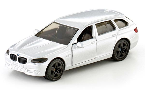 Kids Silver SIKU 1459 Diecast BMW 520i Touring Toy