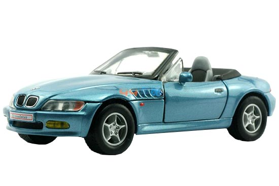 Red / Blue / Silver Kids Diecast BMW Z3 Roadster Car Toy