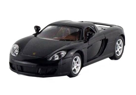 1:36 Red / Yellow / Blue / Black Diecast Porsche Carrera GT Toy