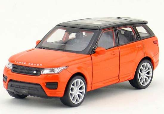 Kids 1:36 Welly Diecast Land Rover Range Rover Sport Toy