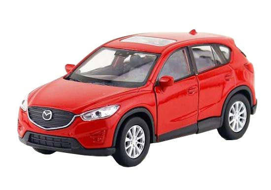 Kids Red 1:36 Welly Diecast Mazda CX-5 Toy