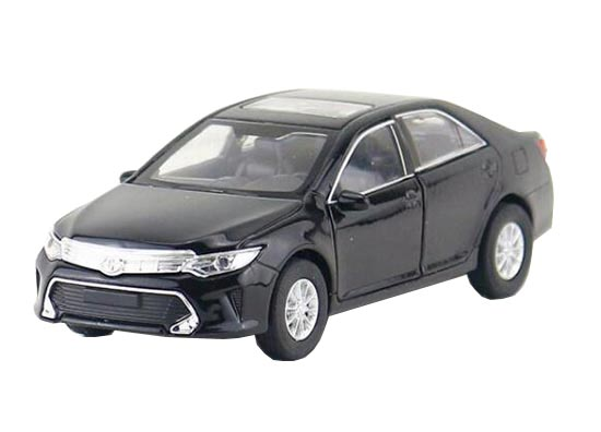 1:36 Kids Welly White / Black Diecast Toyota Camry Toy