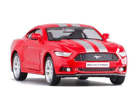 1:36 Kids Black / Red / Yellow / White Diecast Ford Mustang Toy