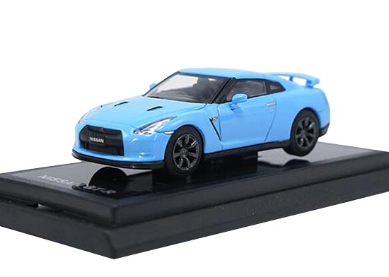 1:64 Scale Kyosho Diecast Nissan GT-R R35 Model
